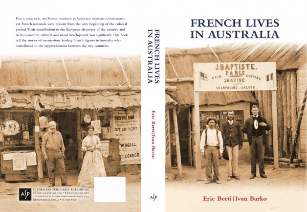 French Lives book cover